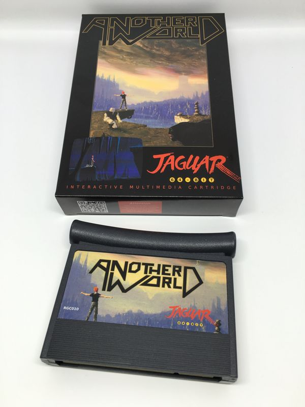 It Is Another World On The Atari Jaguar   #retrogaming #RetroGamer #atari #AtariJaguar #rgc
