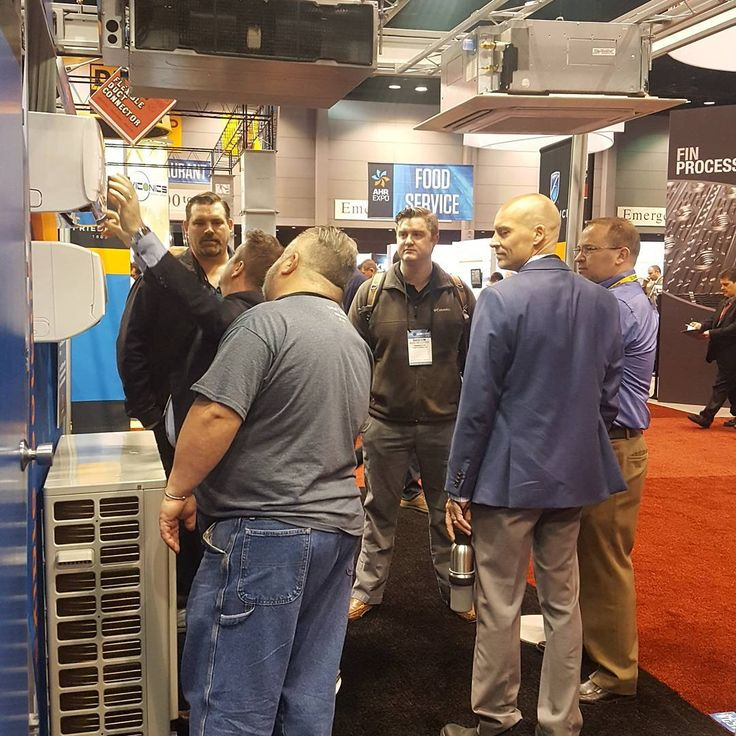 New FreshAire PTAC new HI-SEER #Ductless and new VRP dehumidification features - There are a lot of exciting reasons to visit Friedrich Air Conditioning during @AHRExpo! Find us at booth 4534 in the South hall. #Chicago #HVAC #AirConditioning