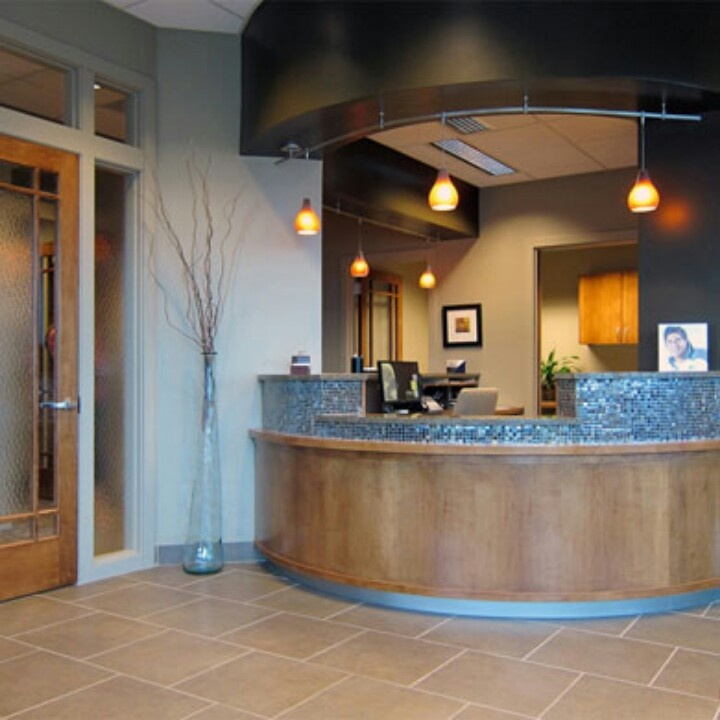 Small Office Interior Design: 17 Best Images About Dental Office Design On Pinterest
