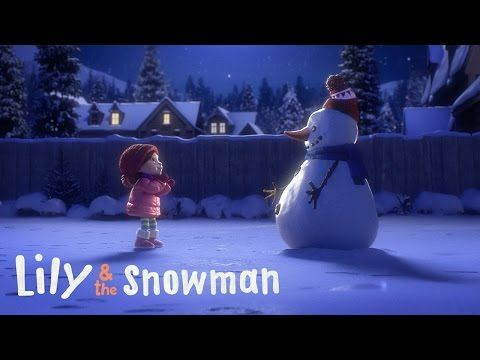 Cineplex: Lily & the Snowman | Ads of the World™