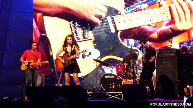 Lindi Ortega, live free concert at Harbourfront in Toronto,