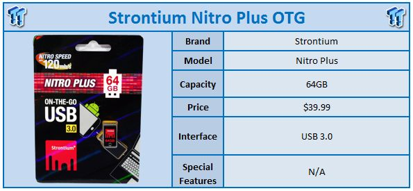 Strontium Nitro Plus 64GB OTG Pen Drive for Android Review 99 | TweakTown.com
