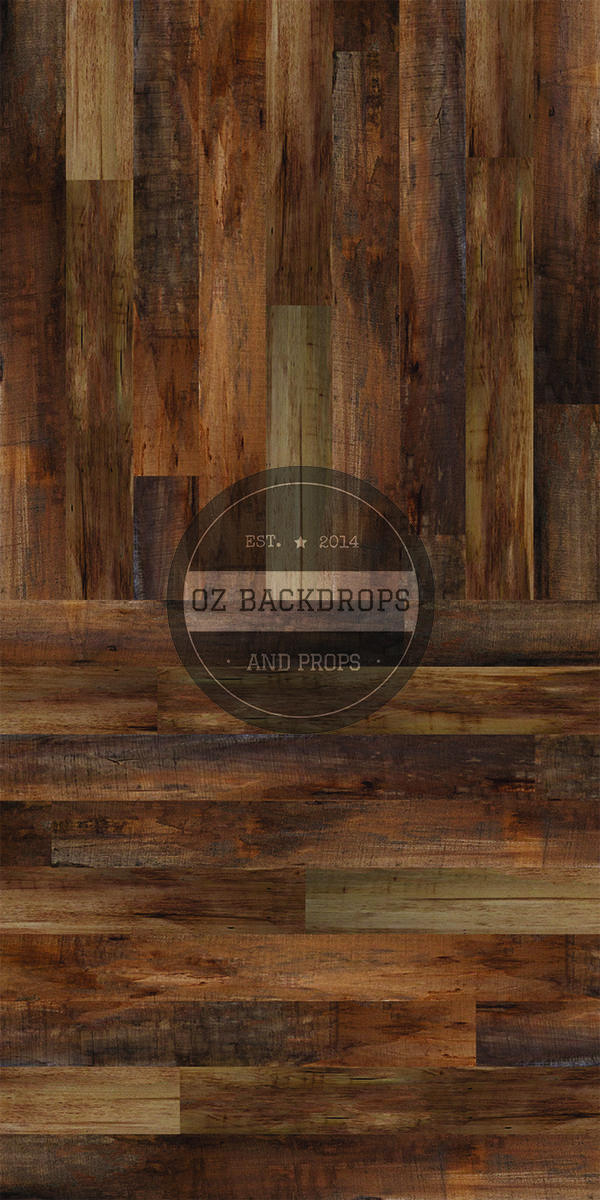 Arizona Wood - Two In One - Oz Backdrops and Props