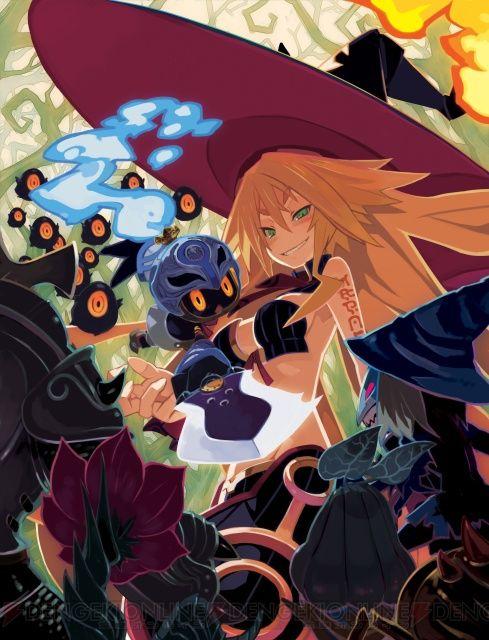 日本一ソフトウェアの完全新作A・RPG『魔女と百騎兵』――魔女を取り巻くキャラクターたちや百騎兵のアクションを紹介!