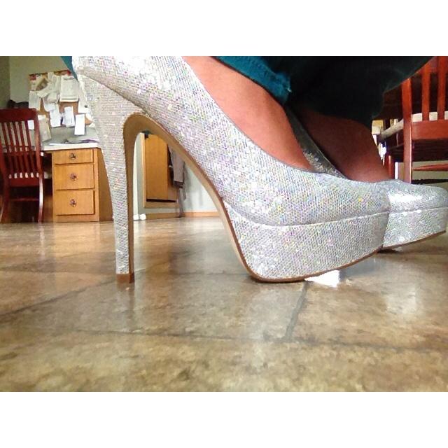 My grad shoes