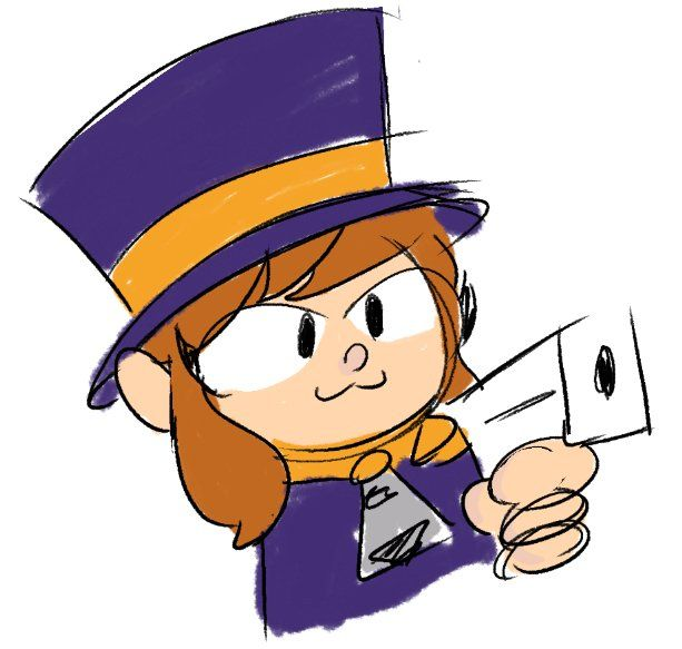A Hat In Time Gears For Breakfast Hatintime Twitter A Hat In Time Hat In Time A Hat In Time Fanart