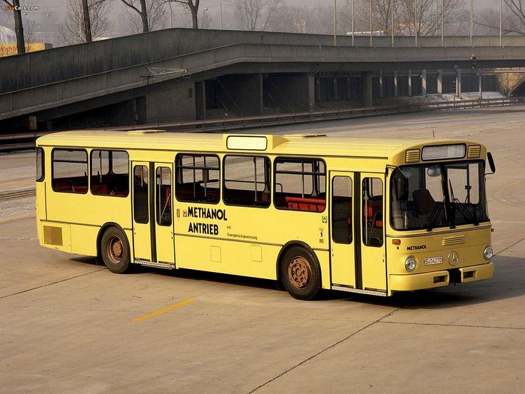 1984 Mercedes-Benz O305