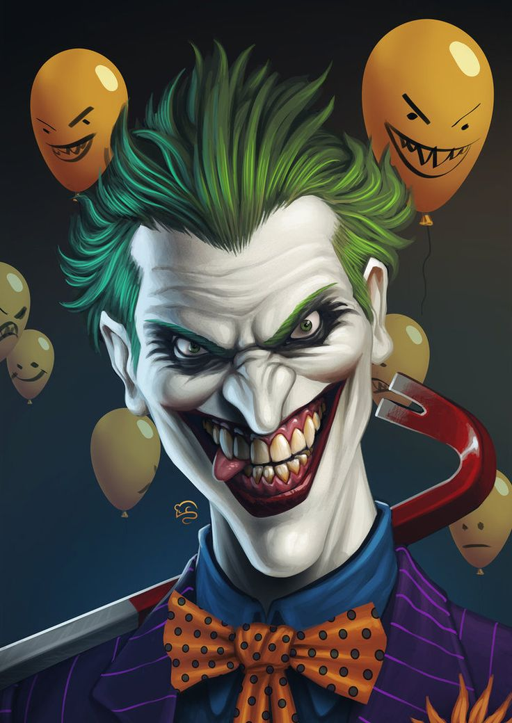 Tu aime avoir peur? -Le Joker