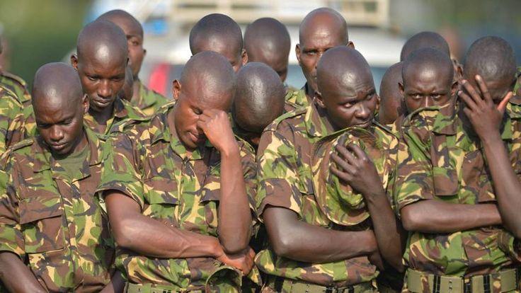 Aanval al-Shabaab op basis vredesmacht Somalië | NOS