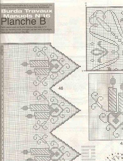 Burda filet № 16 - Nenugnoje - Álbumes web de Picasa