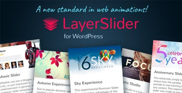 LayerSlider v6.2.0 – Responsive Slider Plugin