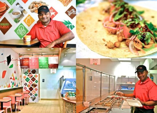 """Tikkaway Grill: Indian """"Fast-Food"""" Opens in NewHaven - CT Bites"""