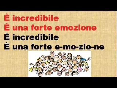 Canto per l'accoglienza nei primi giorni di scuola | Maestro Lorenzo