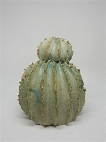 Kaktus i stentøj af Tina Ferch