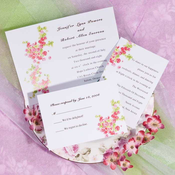 inexpensive wedding invitations with response cards%0A wedding invitations INW