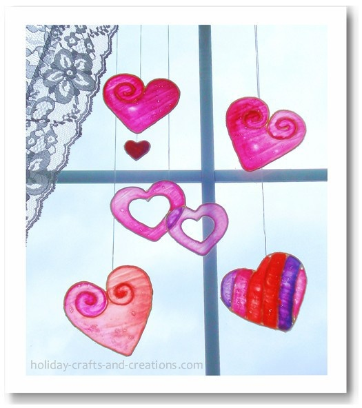valentines day crafts for kids | Valentine Crafts For Kids, Art Projects