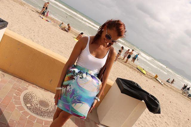 Print Skirt http://blog.trendbook.cz/profile/show/MargiFashion
