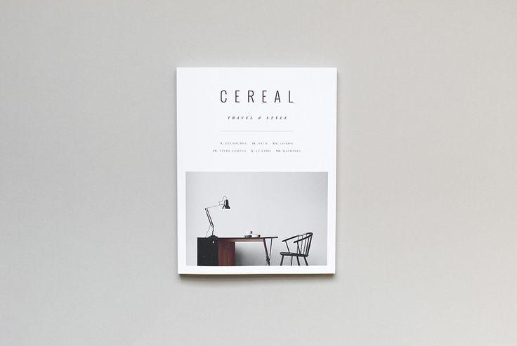 cereal magazine - Google Search
