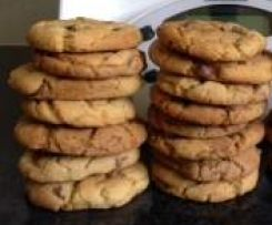 Choc chip biscuits Thermomix