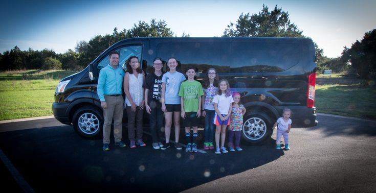 2016 Ford Transit Review: Large Family Edition — Medium