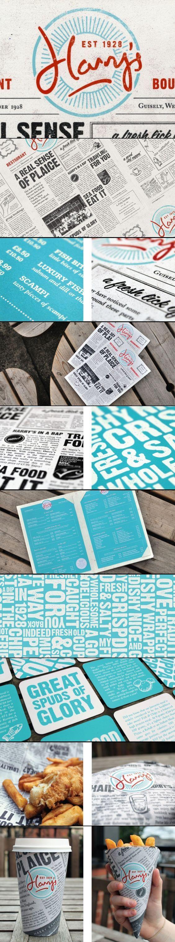 Cassandra cappello graphic design toronto - Harry S Restaurant Branding Fivestar Branding Design And Branding Agency Inspiration Gallery
