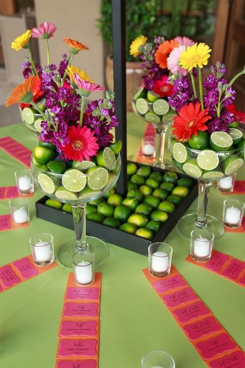 Cinco de Mayo is a popular Mexican celebration, bold and cool, and if you love Mexican culture or one of you is Mexican, you may take this theme for ...