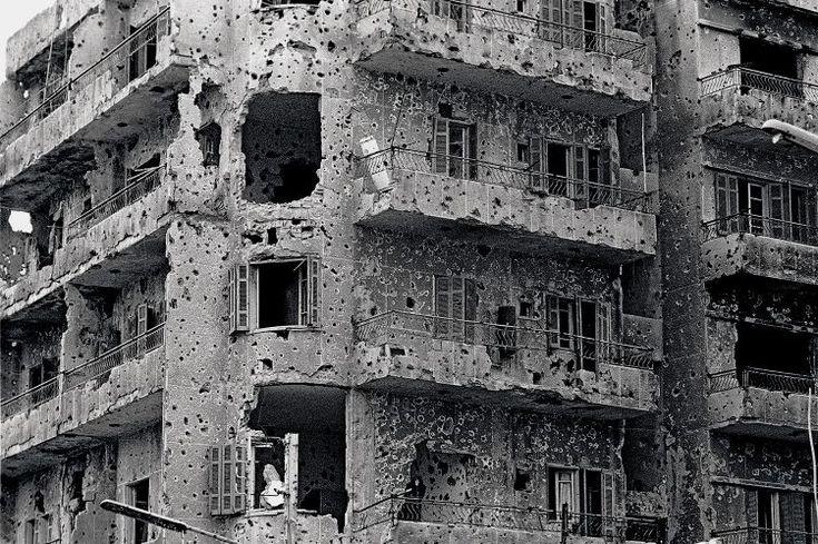 15 yıl süren Lübnan İç Savaşı 40 yıl önce bugün başlamıştı | soL Haber Portalı | güne soL'dan bakın