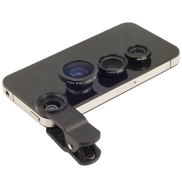 Camera Kit - Universal 3 in 1 - Black #weeklydeals #lenses