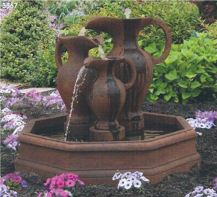 Outdoor Water Fountains | Patio Fountains | Patio Water Fountains | Outdoor  Patio Fountains