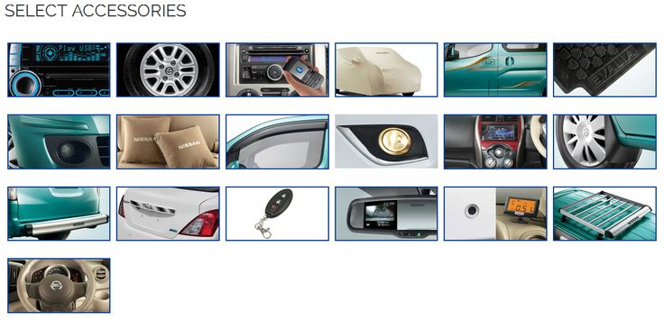 Welcome to the world of #Nissan Genuine Accessories  At Nissan, we care for you, & your special needs. That is why we have developed genuine accessories.. Visit here for more details: http://goo.gl/7SPlcl  or contact:    Unit No. 2, Safal Pride, Punjab wadi, Opp saras baug, Deonar, Govandi East, #Mumbai, Maharashtra 400088.  +91-22-43449292  info@shaktinissan.com  #‎NissanAccessories  #‎PersonalizeYourNissan‬ #‎NissanParts‬