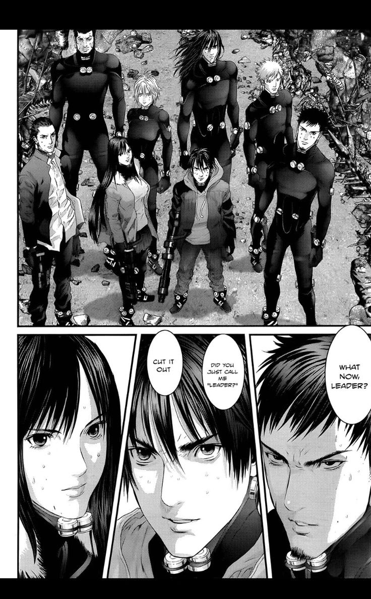 Pin by Reiko Dickson on Gantz (With images) Manga anime