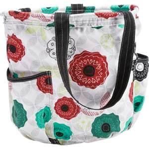 Fun new pattern!!!  Retro Metro bag.