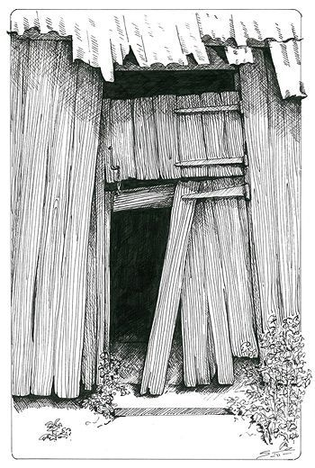 pen ink drawings - Google Search