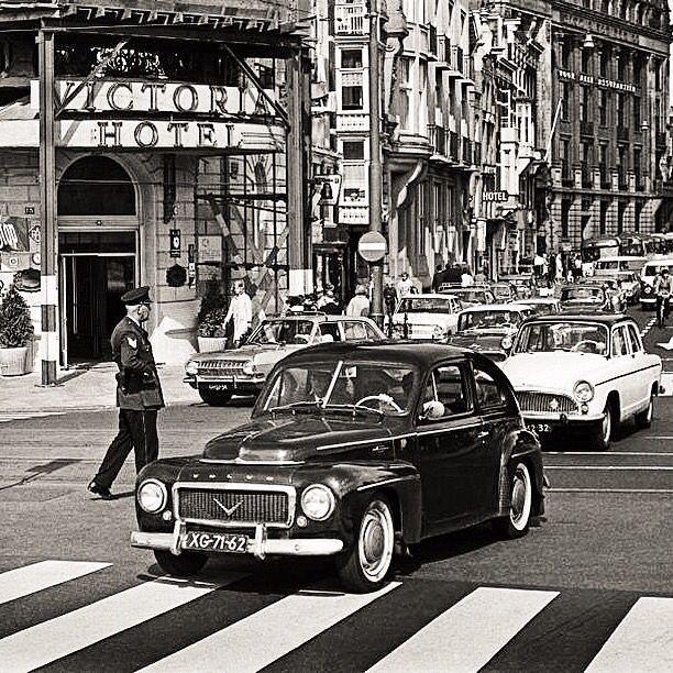 Victoria Hotel Amsterdam 1970