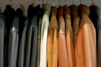 Visit Murillo 666 to find your perfect leather jacket in Buenos Aires.