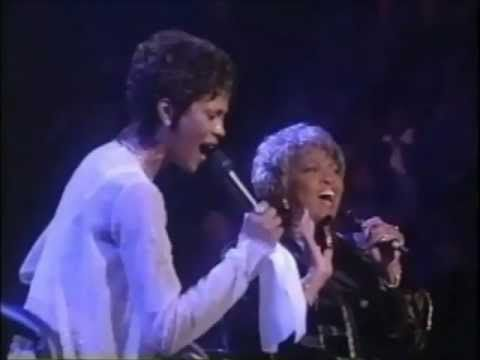 Broadway fans, enjoy Whitney Houston and Cissy Houston's rendition of I Know Him So Well from Chess.