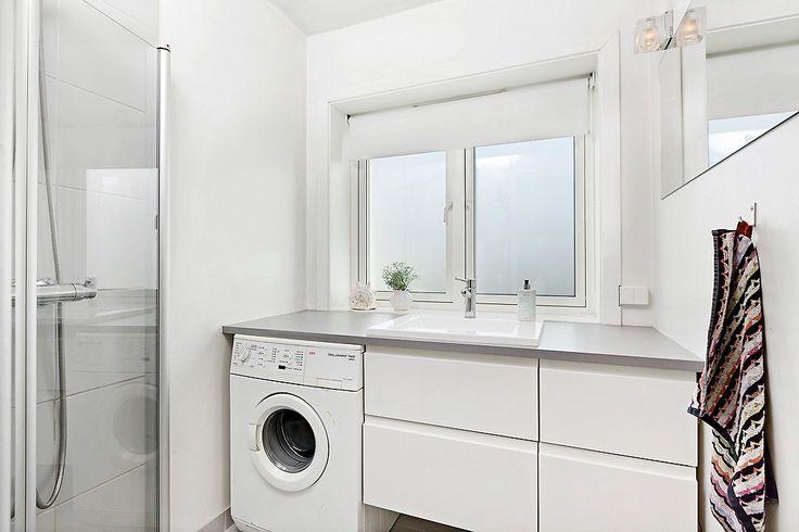 vaskemaskin integrert under benk - Google-søk