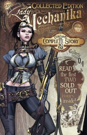 Lady Mechanika: Collected Edition (Aspen, 2011) #1