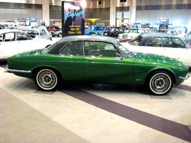 XJ V12 Coupe