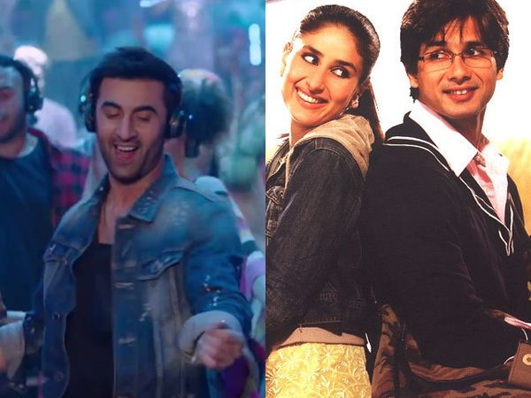 Lyrics of the track 'The Breakup Song' from 'Ae Dil Hai Mushkil' will remind you of Kareena Kapoor Khan starrer 'Jab We Met'.