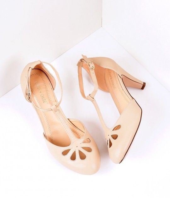 The 12 best Vintage Wedding Shoes ( Nude, Gold, Beige, Cream) images ...