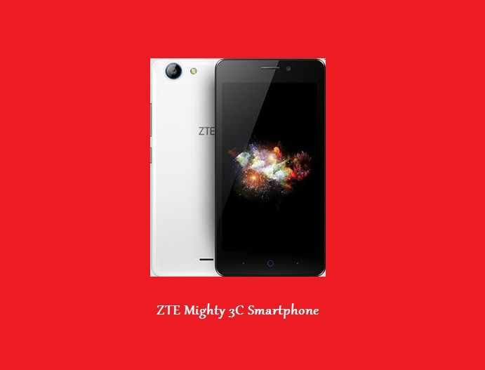 ZTE Mighty 3C Design, Specifications, Price and Availability...
