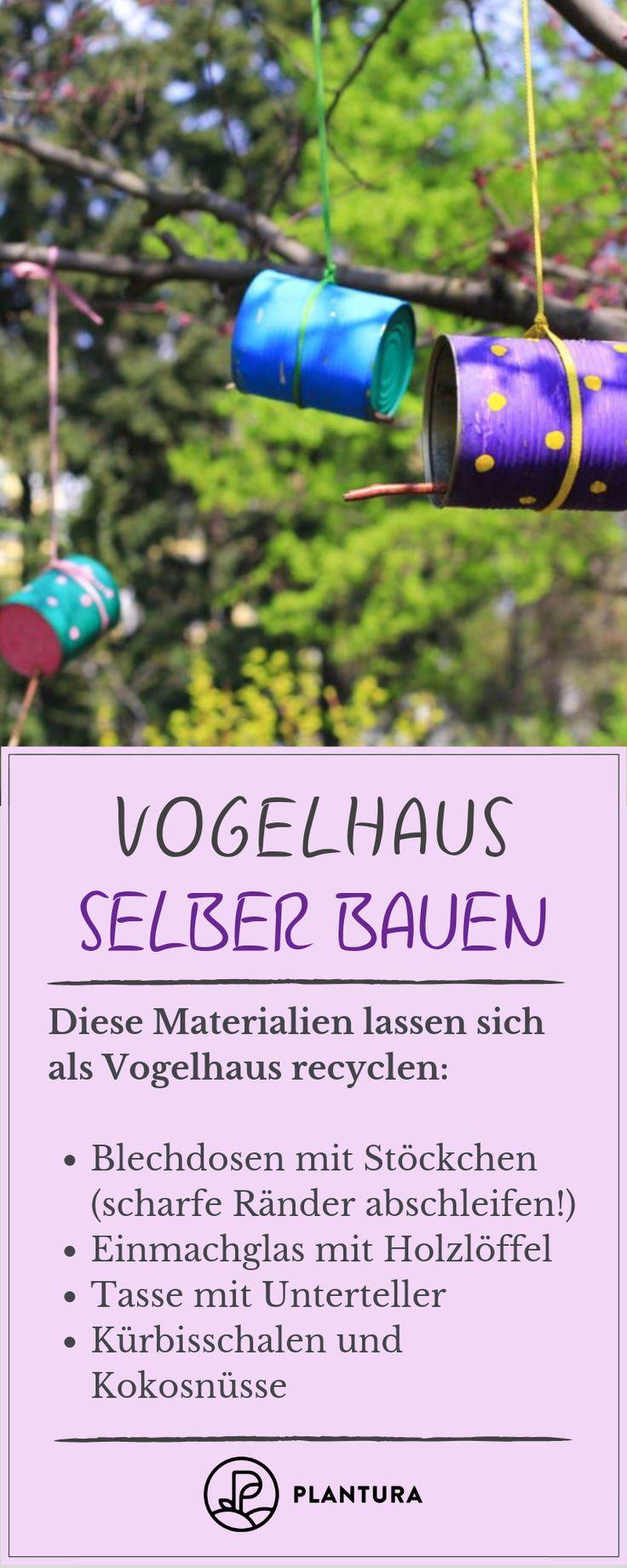 Vogelfutterhaus selber bauen: Anleitung, Ideen & Voraussetzungen