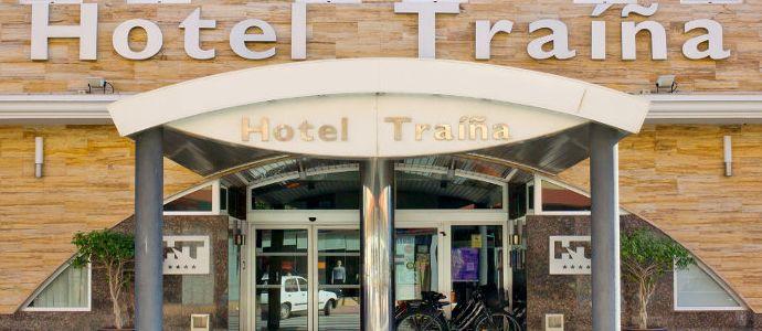 SPAIN (Avenida Generalísimo, 84 - Lo Pagan San Pedro del Pinatar Murcia, Spain) Hotel Traiña