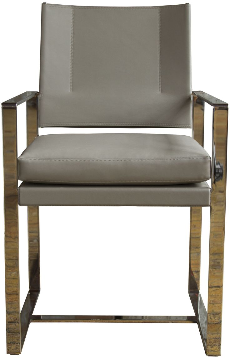 Industrial upholstered dining chairs - Buy Maclaren Type 2 Dining Chair By Richard Wrightman Design Ltd Made