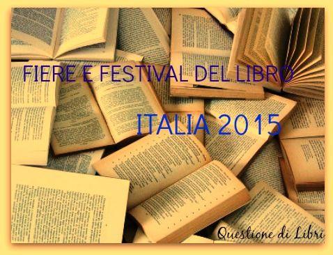 Curiosità | L'Italia delle fiere del Libro