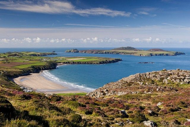 Bracing walks and magnificent sunsets at Whitesands Bay in Pembrokeshire, West Wales - This Is Your Kingdom.