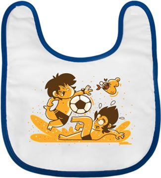 Gökçe Akgül - Plaj Futbolu Kendin Tasarla - Bebek Önlüğü