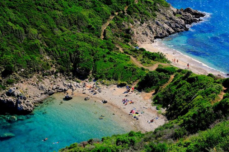 Discover the beaches of Corfu!