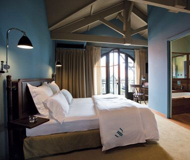 Hotel Ville d'Hiver in Seaside Bordeaux